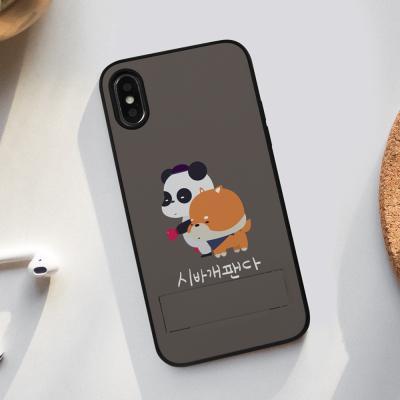시바개팬다 스피릿케이스 - 디자인커버+바디세트