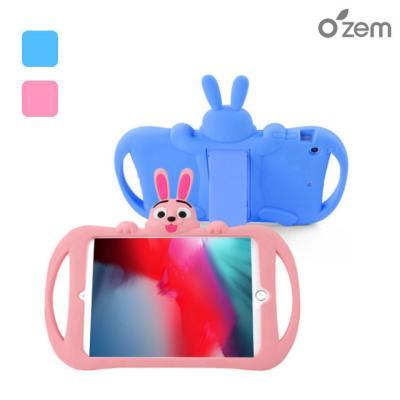 오젬 아이패드 미니4 미니5 토끼 캐릭터 실리콘케이스