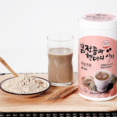 (정선드림) 검정콩과 현미의 사랑미숫가루 500g