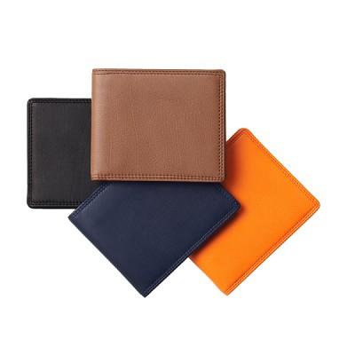 [천연송아지가죽] 지갑 슬림형 5 Color
