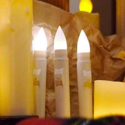 LED 촛불 (건전지양초)