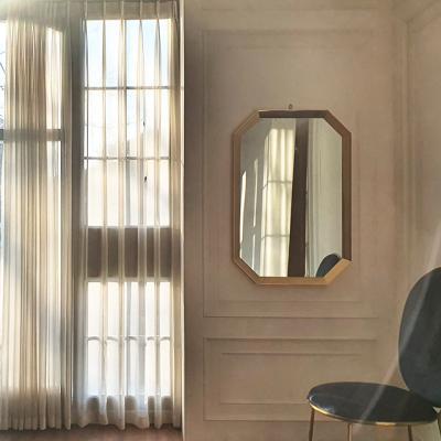 [Ldlab] 보니토 팔각 골드 벽걸이 거울 (중)