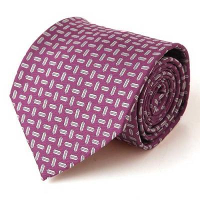 Hombre pink 패턴 수동 넥타이 CH1623672