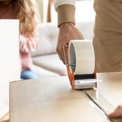 포장을 간편하게 물레방아 테이프 커터기 색상랜덤