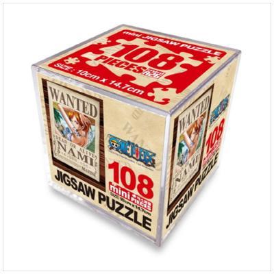 원피스 직소퍼즐 미니 Cube 108pcs: 나미