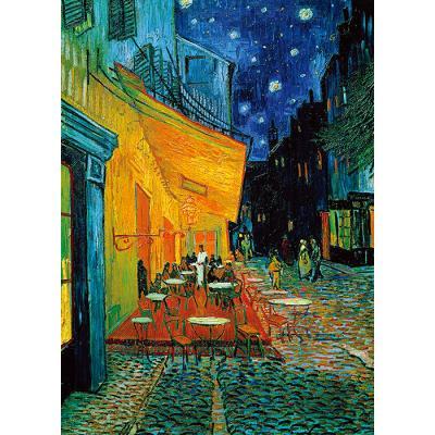 2000피스 직소퍼즐 - 밤의 카페 테라스