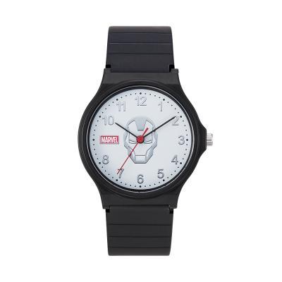 [MARVEL] 마블 아이언맨 손목시계 M10934BKW