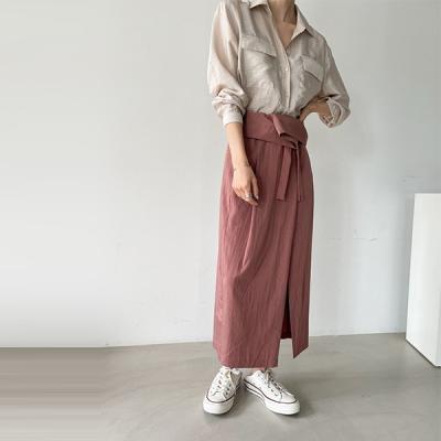Margot Wrap Long Skirt