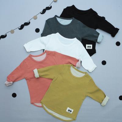 피그먼트티셔츠_LK(5color) 유아티셔츠 아동티셔츠