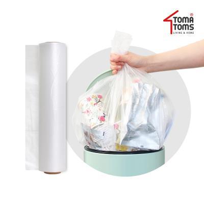 쓰레기통/분리수거함 전용 비닐봉지 40L(롤백 90매입)