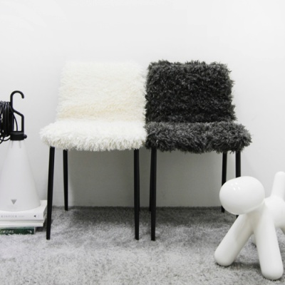 polar bear chair cover