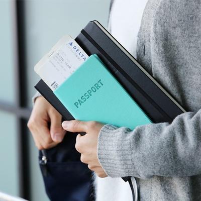 with PASSPORT CASE-M