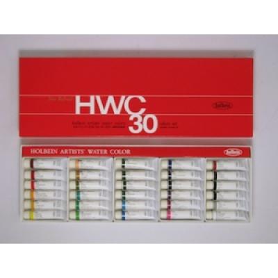 HWC 홀베인 수채화 물감 5ml 30색 / 수채물감