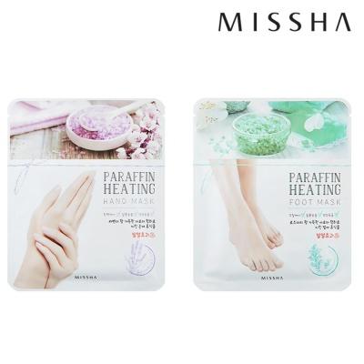 [미샤] 파라핀 히팅 풋 핸드 마스크