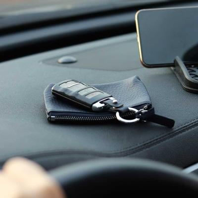 Smart Key Pouch_Navy