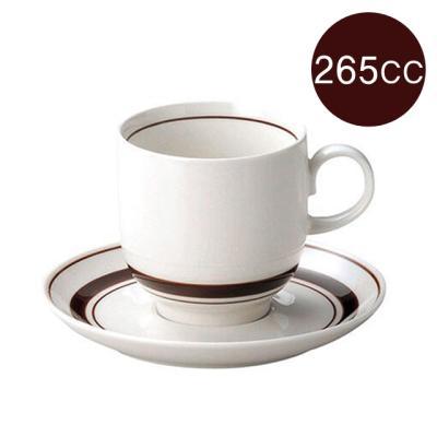 카네수즈 브라운 커피잔세트 265ml
