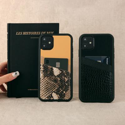아이폰11 믹스 투포켓 카드케이스