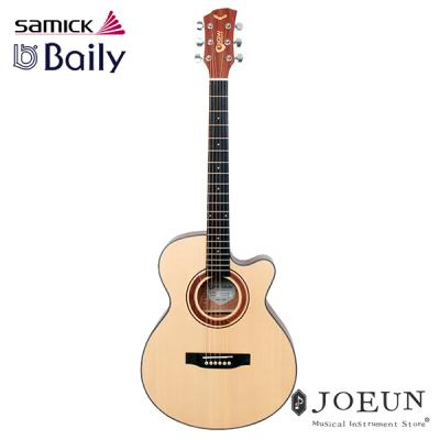 [베일리] 어쿠스틱 기타 JWG-100 OM바디 / 입문추천