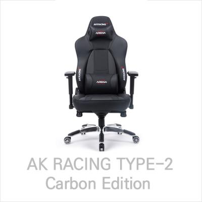 [제닉스] AKRACING TYPE-2 Carbon Edition 게이밍의자