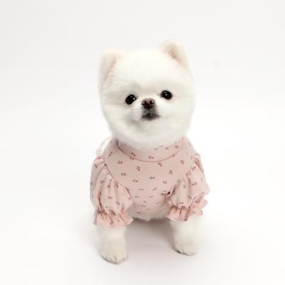베르사유 퍼프 티셔츠 (핑크)