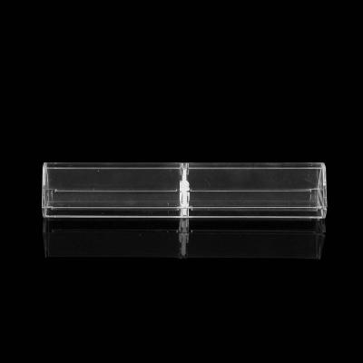 삼각 투명 볼펜 케이스