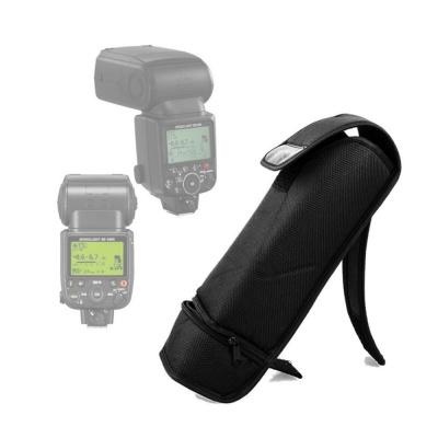 사진 스피드 휴대용 가방 배터리 주머니 플래시 커버