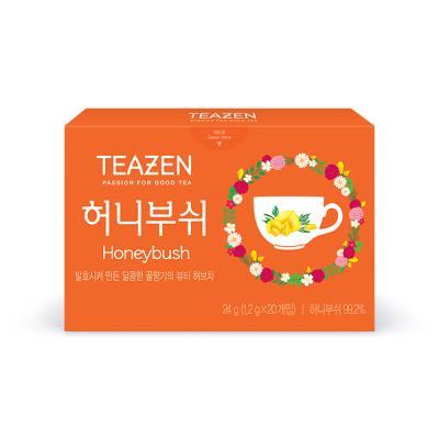 [티젠] 허니부쉬 20티백