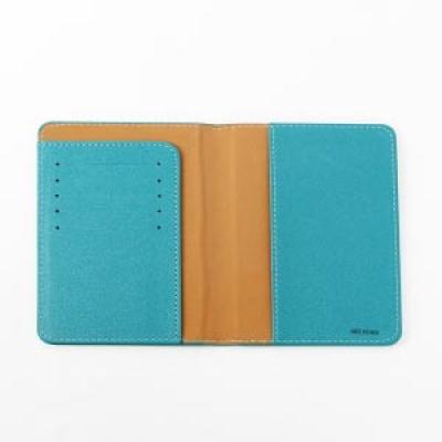 여행콜 심플 여권케이스(스카이)