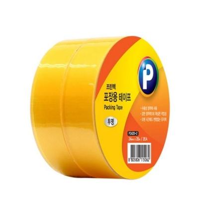 P2420m 2 포장용 테이프(투명 24mmx20m 2ea)