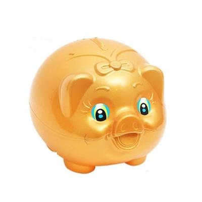 골드 돼지 저금통 특대 어린이금고 돈통 동전보관함