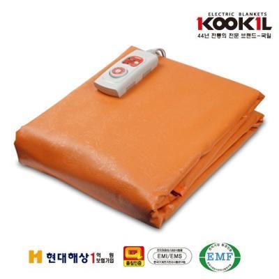 국일 황토웰빙 싱글 전기장판 KI-310JSN