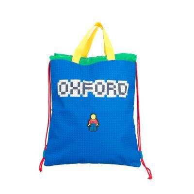 옥스포드 도트 보조가방