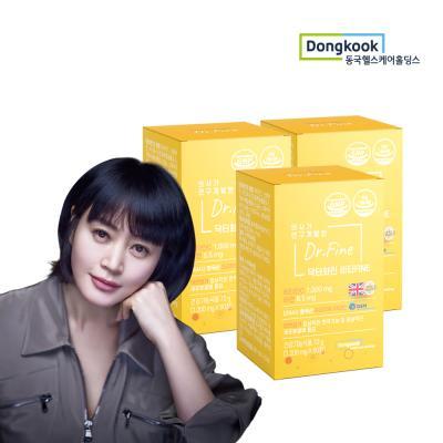 닥터화인 비타Fine/비타민C (1200mg x 60정) 3개
