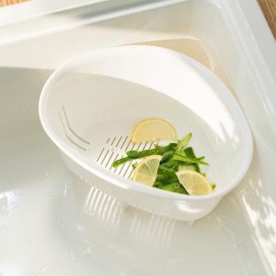 블랑 씽크대 음식물 쓰레기통