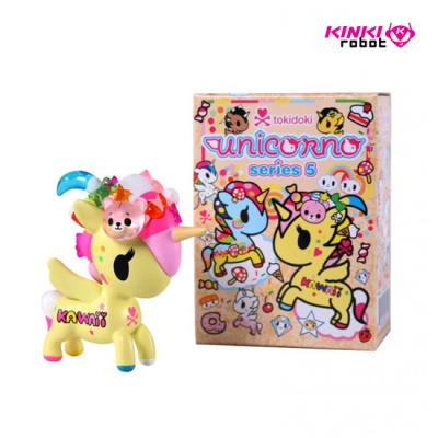 토키도키 TOKIDOKI UNICORNO MINI SERIES 5 홀케이스 (1701020_w)