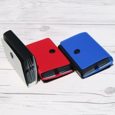 킹짐 양면 6+6 포켓 카드홀더/카드케이스 No.2217