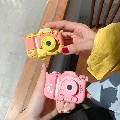 에어팟 1 2 3세대 프로 카메라 캐릭터 실리콘 케이스