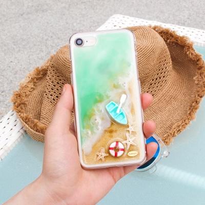 Disegno 핸드메이드 바다 핸드폰케이스 - 지난여름