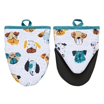 머틀리 크루 강아지 주방장갑 오븐장갑 베이킹 장갑