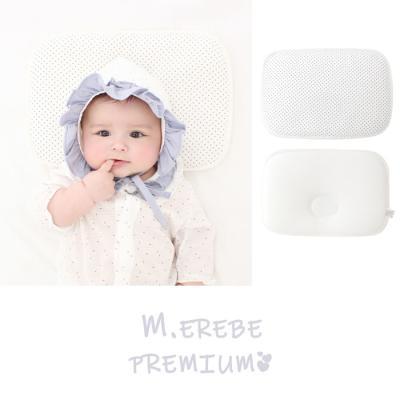 [메르베] 미니미 신생아 아기 쿨베개/짱구베개