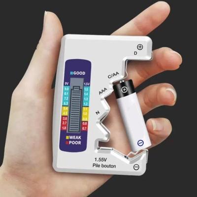 배터리 잔량 체크기 측정기 건전기 테스터기