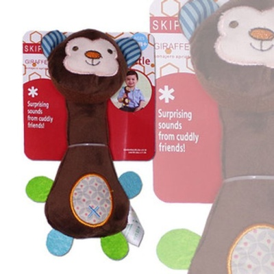 우쭈쭈 강아지 장난감 터그놀이 인형 장난감 원숭이