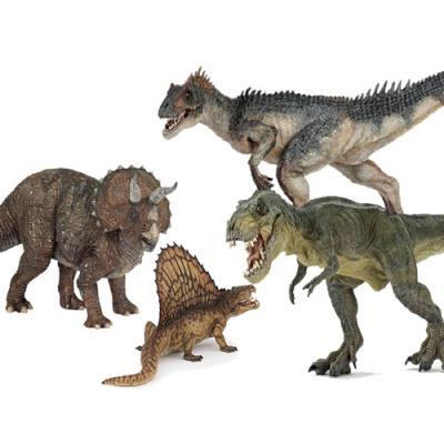 공룡 4종 세트
