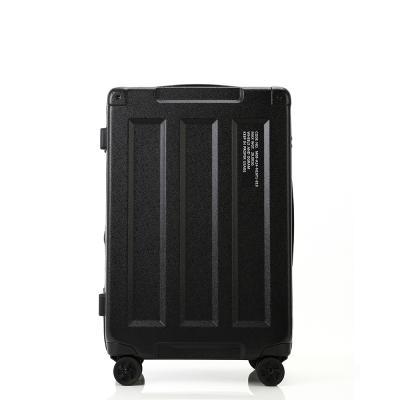 휠즈앤 컨테이너 PC 캐리어 20인치 블랙