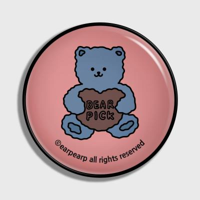 Bear pick-pink(earptoktok)
