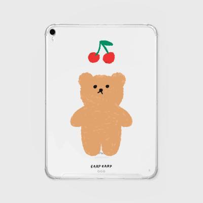 Cherry big bear(아이패드-투명)