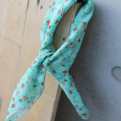 mini 스카프 - 손수건 (그저 상큼해)