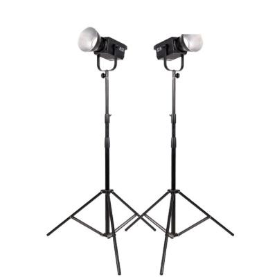 난라이트 대광량 스튜디오 LED FS-150 투스탠드세트