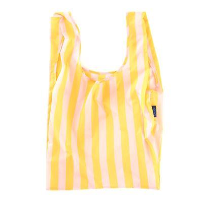 [바쿠백] 스탠다드 에코백 장바구니 Marigold Stripe