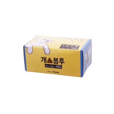 코멕스 강아지 배변봉투 애견 풉백 100매입